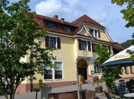 Gasthaus zur Krone, Weisenbach