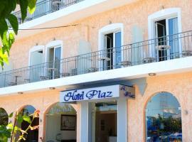 Hotel Plaz, Selianítika