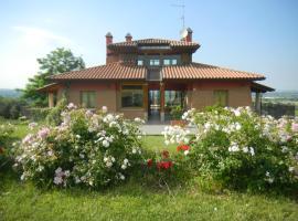 Villa Vinivo, Vergiano