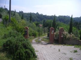 Il Barbagianni, San Miniato