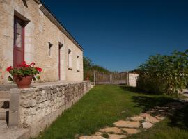 Le Cheval Blanc, Vichères