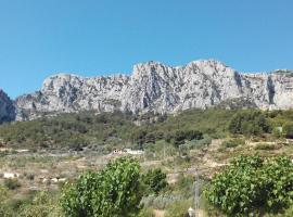 Rincón De Pepe, El Castell de Guadalest
