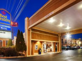 Best Western Thunderbird Motel, Cookeville