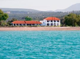Ilias Apartments, Methoni