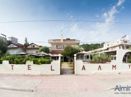 阿爾米拉酒店, Agia Triada
