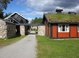 Femundtunet, Drevsjø