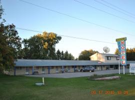 Neepawa Motel, Neepawa