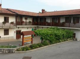 Homestead Vrbin, Divača