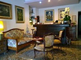 库巴米亚酒店, 羅馬諾德恩佐利諾