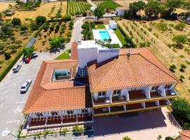 Graca Hotel, Évora