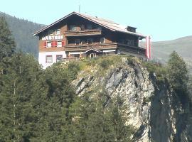 Gasthof Falkenstein, Krimml