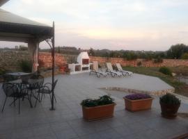Villa Carola, Gallipoli
