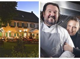 Landgasthof & Restaurant Dorfwirt, Unterammergau