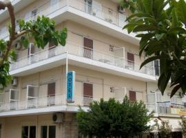 Hotel Nestor, Zacharo