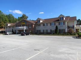 Western Inn & Suites Hampton, Hampton