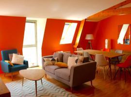 Apartment in Sarlat City Centre, Sarlat-la-Canéda
