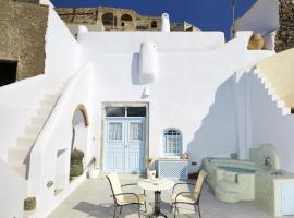 Chrisanthi Villa, Pyrgos