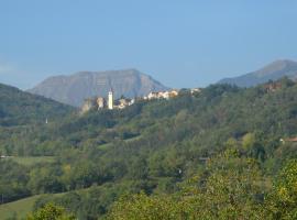 Albergo Ristorante Monte Piella, 포레타테르메