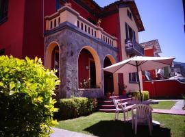 Hostal del Piamonte