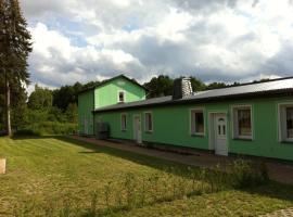 Ferienwohnung am Heegesee, Wesenberg