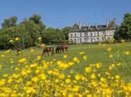 Château d'Ygrande - Châteaux et Hôtels Collection, Ygrande