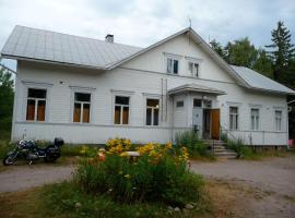 Villa Taika, Ansku