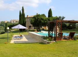 Villa Le Macee, Acqualoreto