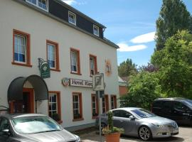 Hotel Restaurant Kurfürst, Germersheim