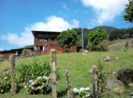 El Manantial Lodge, Providencia