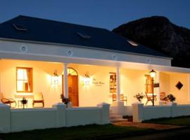 The Coach House, Franschhoek