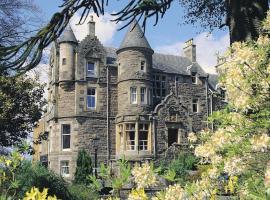 Knock Castle Hotel Spa 4 Star Crieff