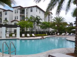 Doral Apartment with Balcony, Doral