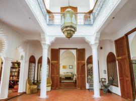 Hotel Blanco Riad, Tétouan