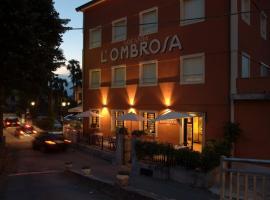 Locanda L'Ombrosa, Vezzano Ligure