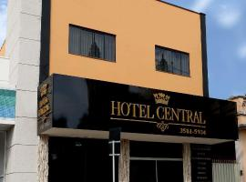 Hotel Central, Pôrto Ferreira