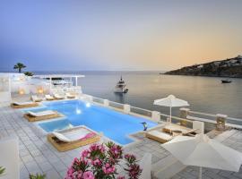 Nissaki Boutique Hotel, Platis Yialos Mykonos