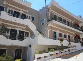Mina Apartments, Poros