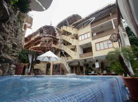 Hotel Villas Las Azucenas, Zihuatanejo
