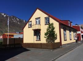 Gamla Guesthouse, Ísafjörður