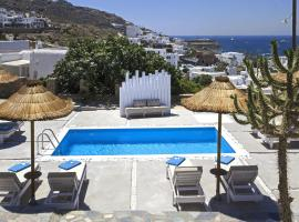 Thalassa Prive Villa & Luxury Suites, Ornos