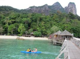 Bagus Place Retreat, Tioman Island