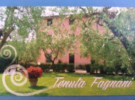 Tenuta Fagnani, Lucca