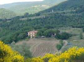 Agriturismo Fattoria Poggio Boalaio, Orvieto