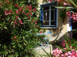 Les volets bleus, Montaulieu
