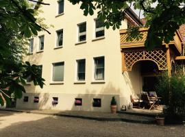 海恩斯坦旅馆, 黑森奧爾登多夫