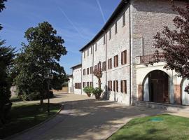 Villa Gubbio, Mocaiana