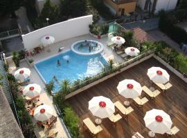 Hotel Byron, リミニ