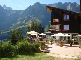 Hotel-Restaurant Flaschen, Albinen