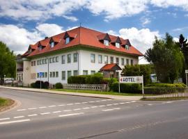 Hotel am Stadtpark Nordhausen, Nordhausen