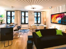 Charles Home - Grand Place Aparthotel